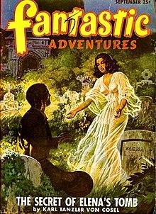 Fantasy Fiction Magazine Wikipedia