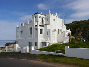 House overlooking Ballintoy - geograph.org.uk ...