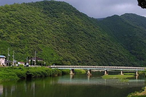 Ibo-River,Yoi,Yamasaki-cho,Shiso