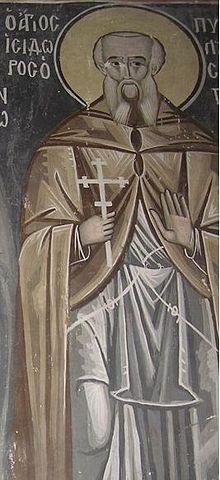 Isidore of Pelusium  Wikipedia
