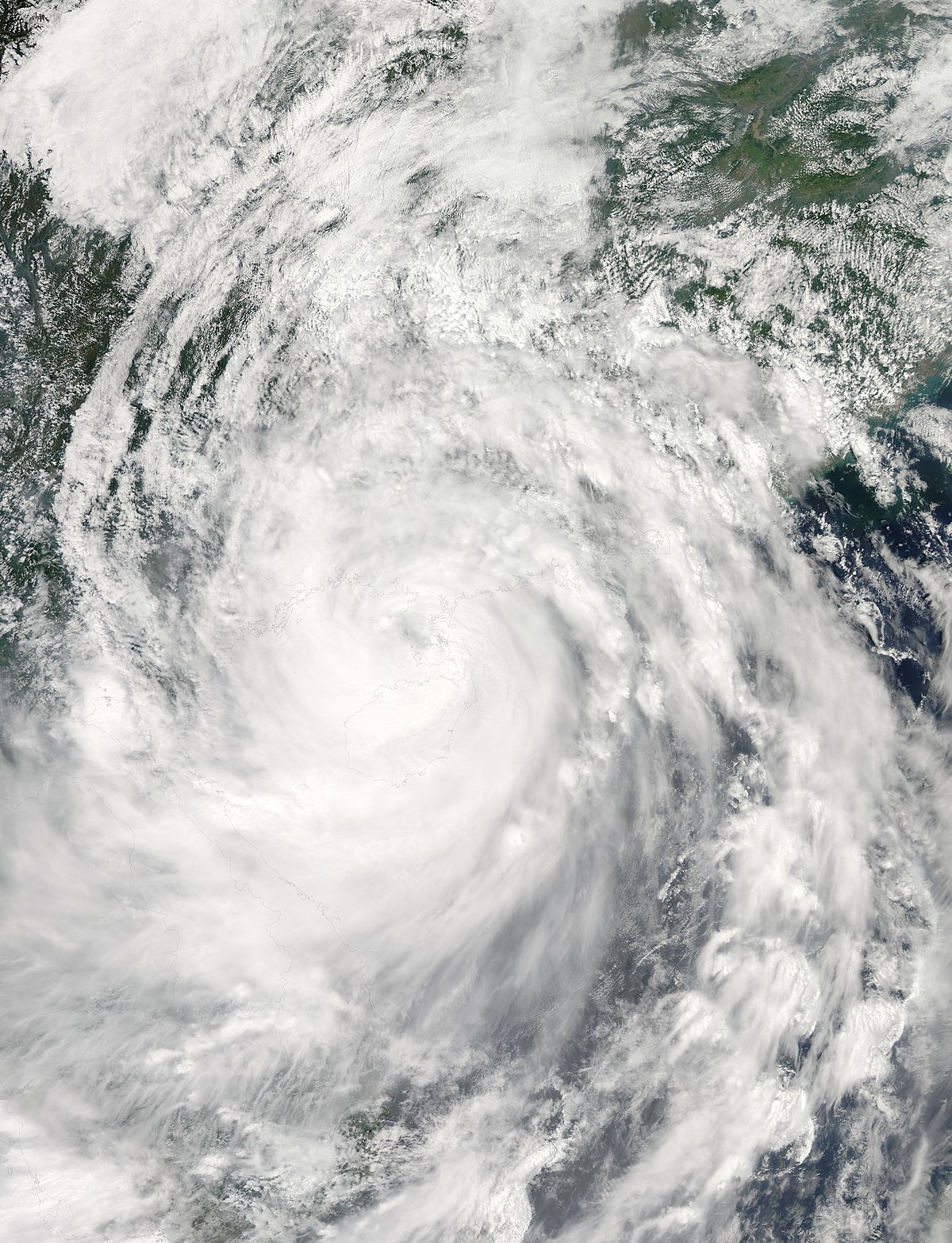 颱風海鷗 (2014年) - 維基百科,自由嘅百科全書