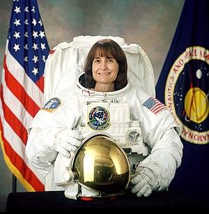 portrait astronaut Linda Godwin