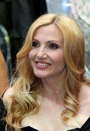 Italian showgirl Lorella Cuccarini Italiano: L...