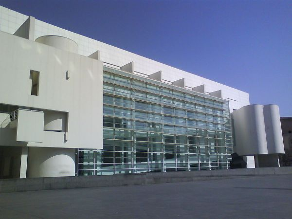 Barcelona Museum Of Contemporary Art - Wikipedia