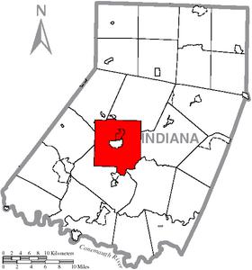 White Township (comté d'Indiana, Pennsylvanie) — Wikipédia