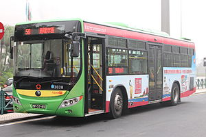 澳門巴士50路線 - 維基百科。自由的百科全書