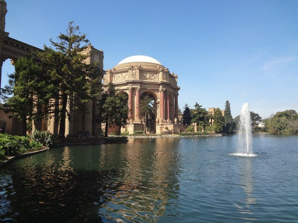 File Palace Of Fine Arts Fountain San Francisco Ca Usa 9479243859 2 - Wikimedia Commons