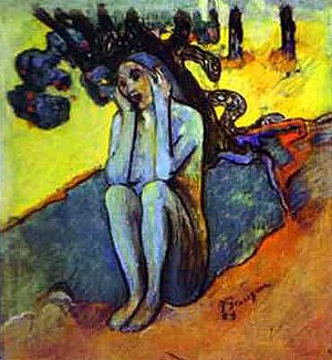 Paul Gauguin: Eve - Don't Listen to the Liar (...