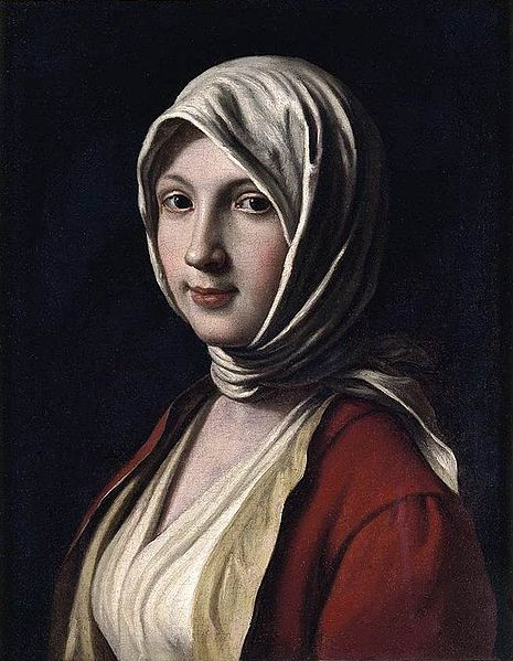 File:Pietro Antonio Rotari - Portrait of a Woman - WGA20143.jpg
