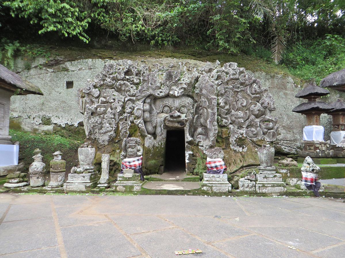 Gambar Goa Gajah Di Bali