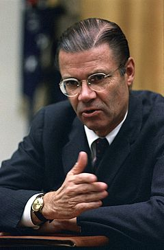 Robert McNamara, 22 Nov 1967