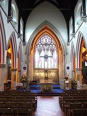 Shrewsbury Cathedral Wikipedia