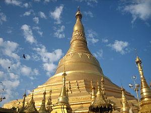 English: Shwedagon Pagoda, Yangon, Myanmar
