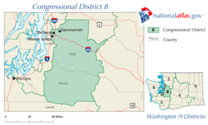 Washington's 8th congressional district