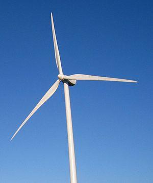 English: Vestas V90 turbine hub