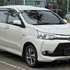 Velg Grand New Avanza Veloz Perbedaan 1.3 Dan 1.5 Toyota Wikipedia 2016 1 5 F654rm First Facelift Indonesia