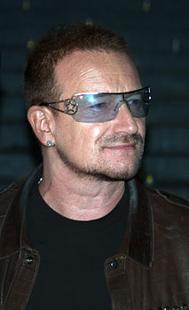 Paul David Hewson (in arte Bono Vox)