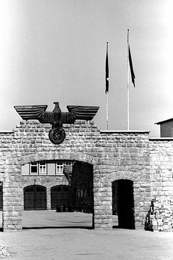 Camp De Concentration De Mauthausen : concentration, mauthausen, Mauthausen, Concentration, Military, Fandom