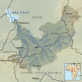 Río Logone - Wikipedia, la enciclopedia libre