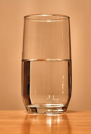 Is the glass half empty or half full? The pess...