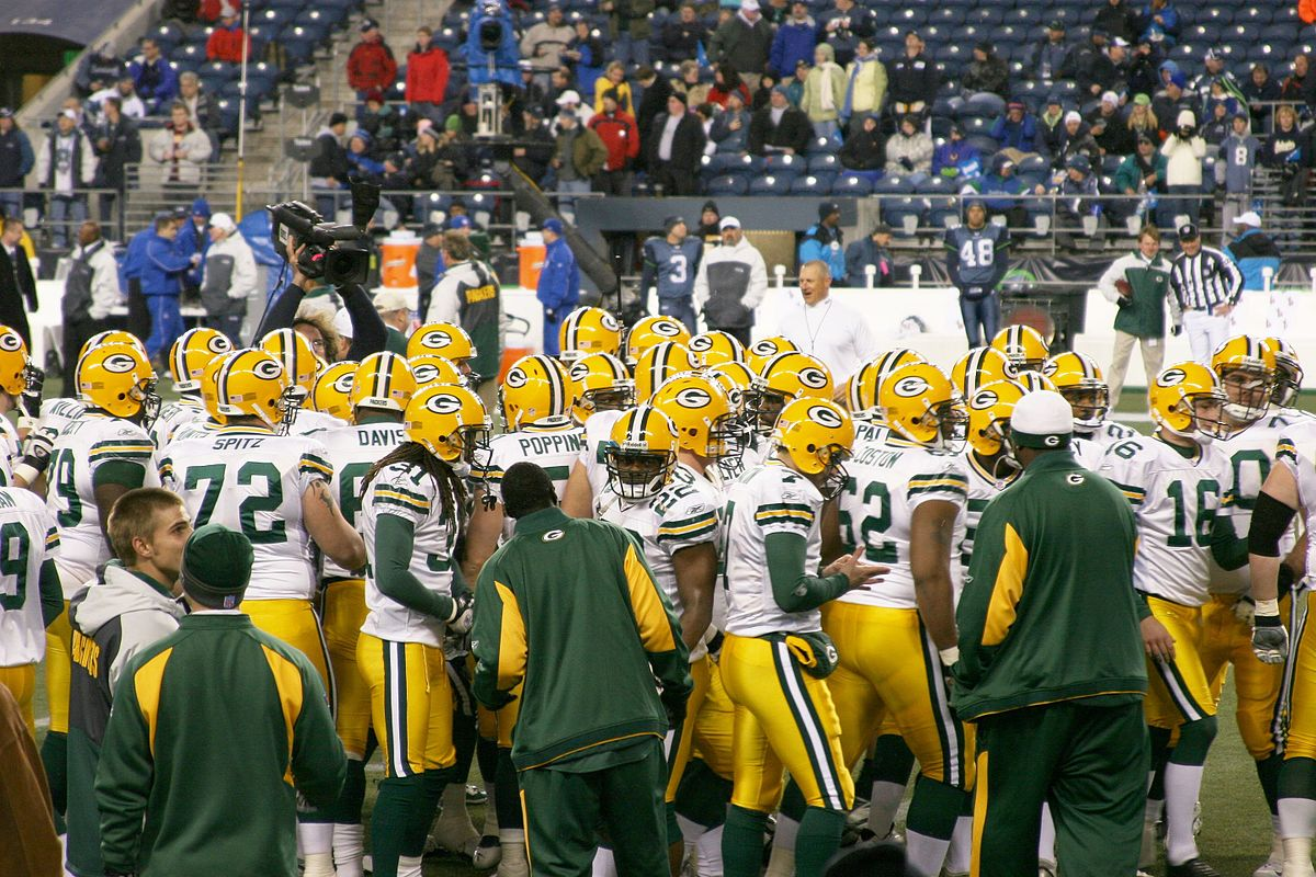 2007 Green Bay Packers Roster
