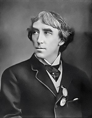 English: Henry Irving