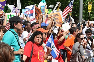 immigrants-march-for-immigration-reform