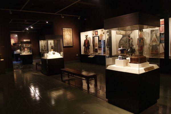 National Museum of Fine Arts Hanoi Vietnam