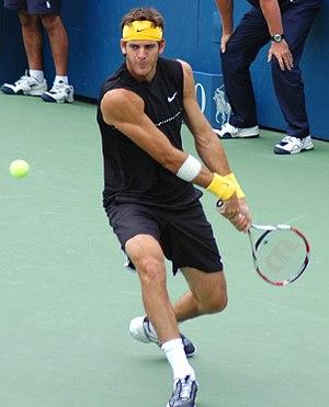 Juan Martin Del Potro US Open 2009