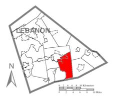 South Lebanon Township, Lebanon County, Pennsylvania