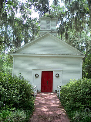 Presbyterian Church, now Episcopal Church of t...