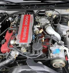file nissan vg30et engine 1984 300zx turbo jpg 1987 nissan 300zx turbo 1987 nissan 300zx turbo [ 1280 x 857 Pixel ]