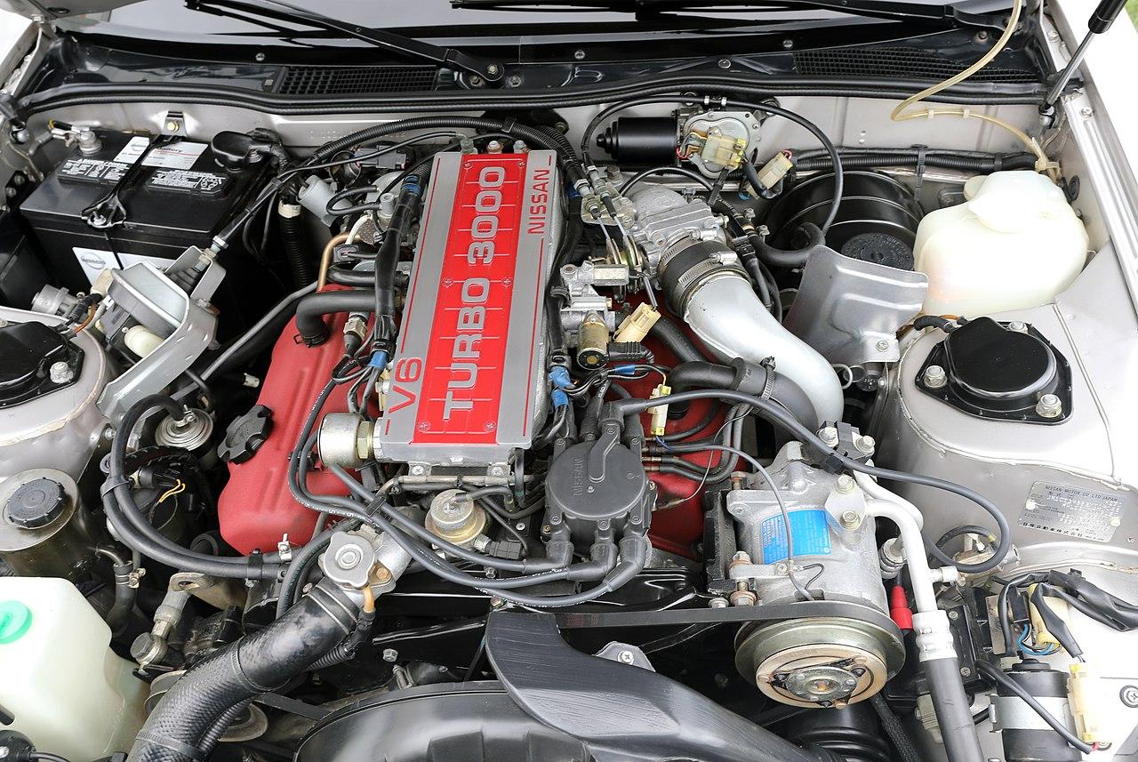 hight resolution of file nissan vg30et engine 1984 300zx turbo jpg 1987 nissan 300zx turbo 1987 nissan 300zx turbo