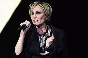 English: Patricia Kaas, Vilnius, Lithuania. 20...