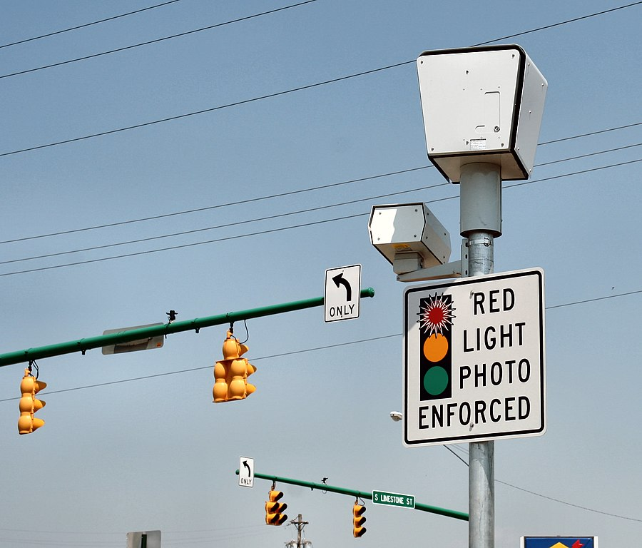 Say goodbye to red light cameras in New Jersey!