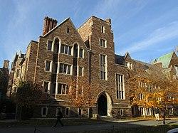 Wilson College Princeton University  Wikipedia