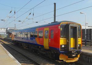 British Rail Class 153  Wikipedia