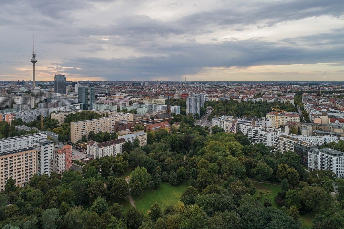 BerlinFriedrichshain  Wikipdia