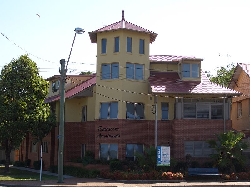 Daveyville Endeavour Apartments