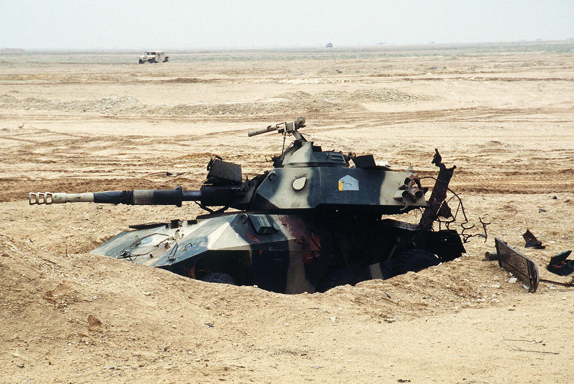 List of Gulf War military equipment - Wikipedia