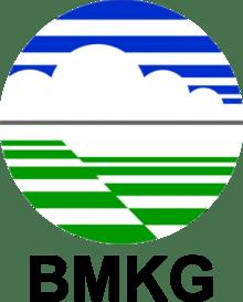 Logo Bmkg Png : Indonesian, Agency, Meteorology,, Climatology, Geophysics, Wikidata