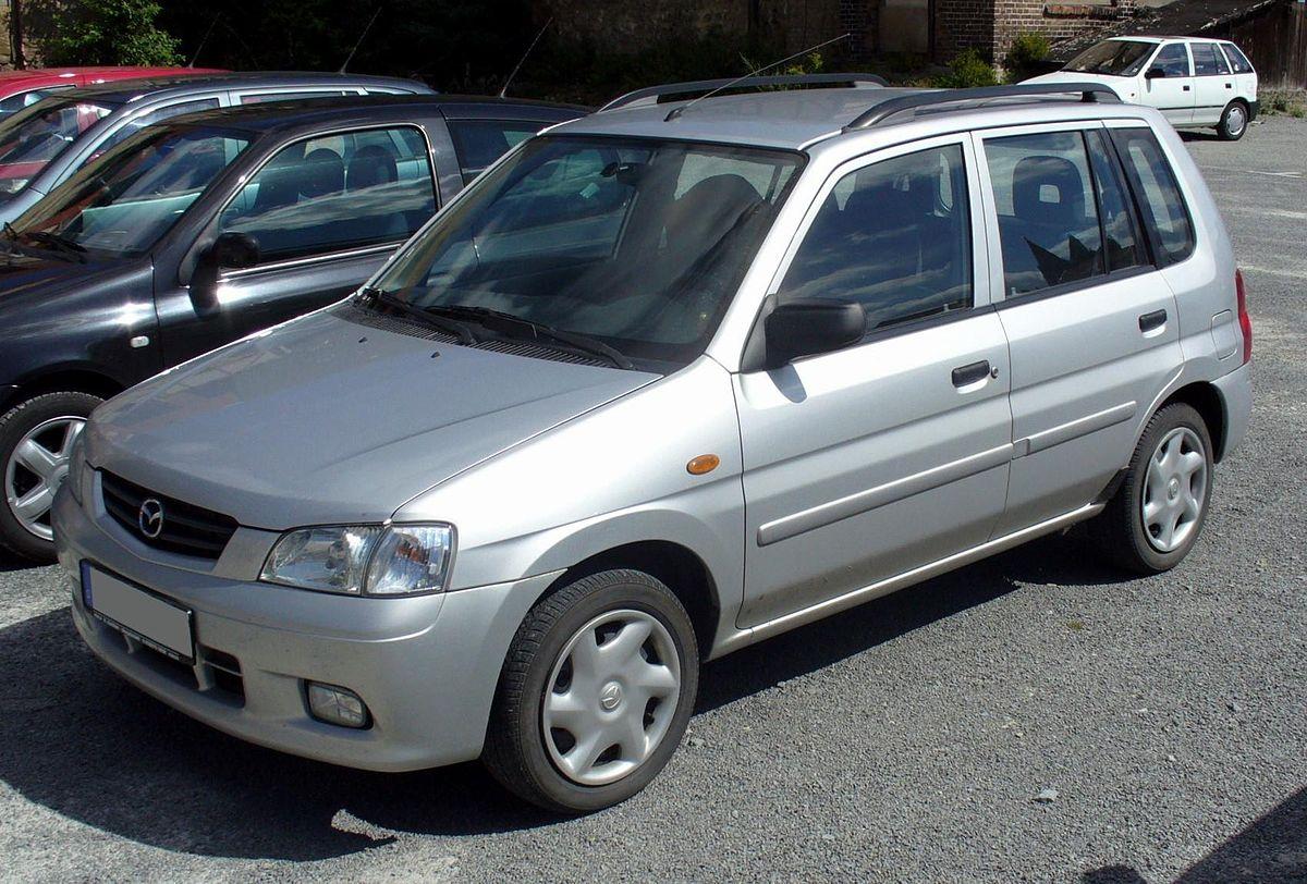 Mazda Demio — Wikipédia