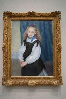 File Pierre-auguste Renoir Portrait Of Mademoiselle