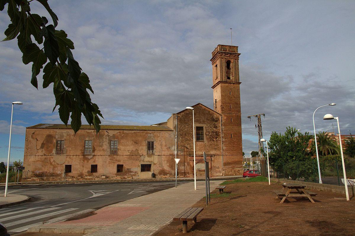 Convento De San Diego De Alfara Del Patriarca Wikipedia