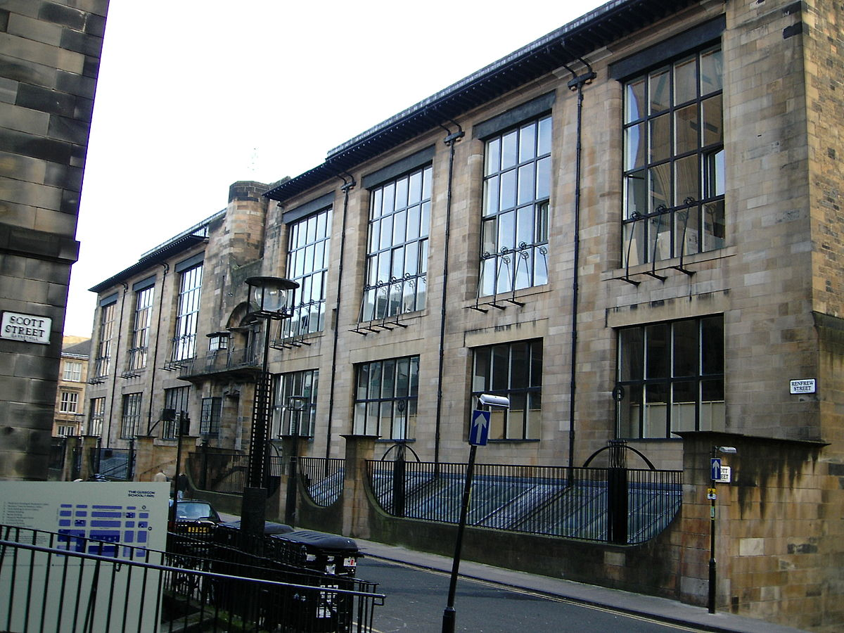 Glasgow School Of Art Wikipedia
