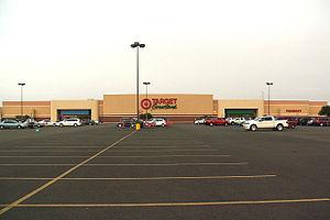 Target Greatland store in Laredo, Texas