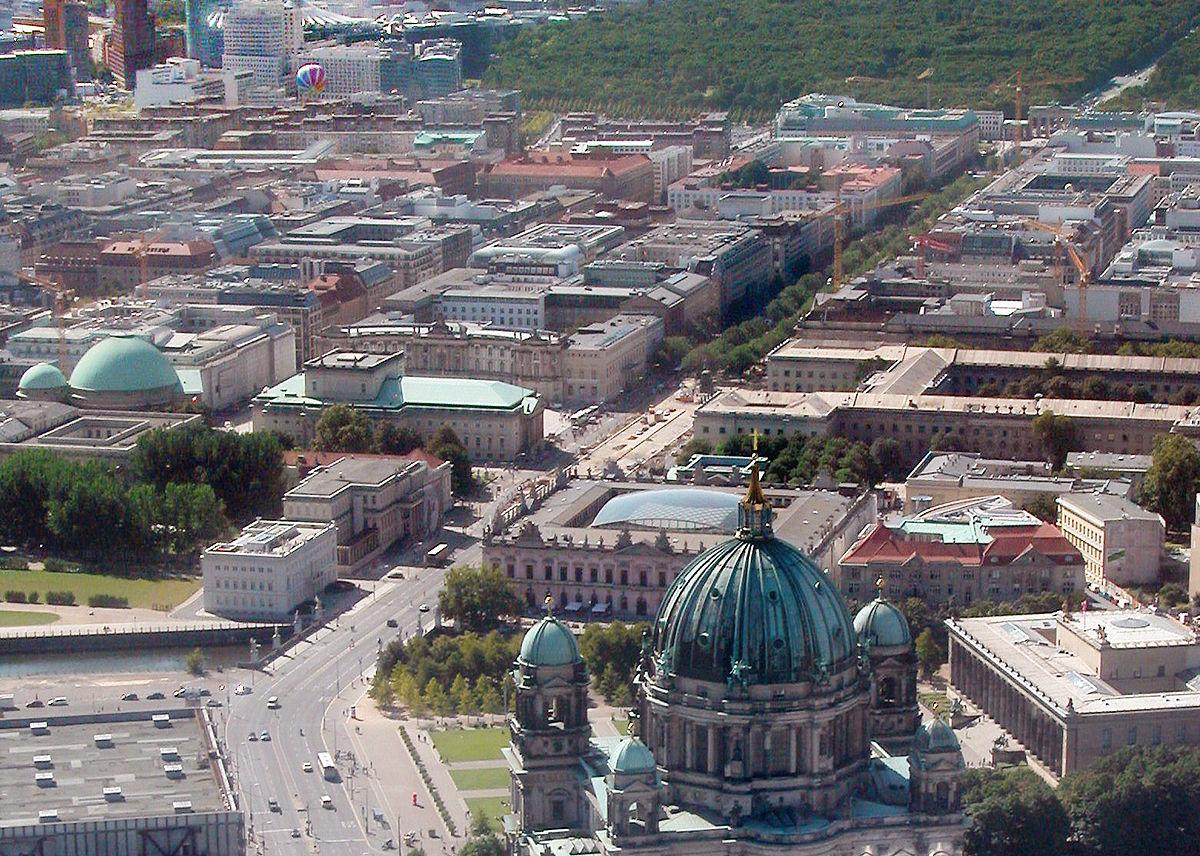 Unter Den Linden  Wikipedia
