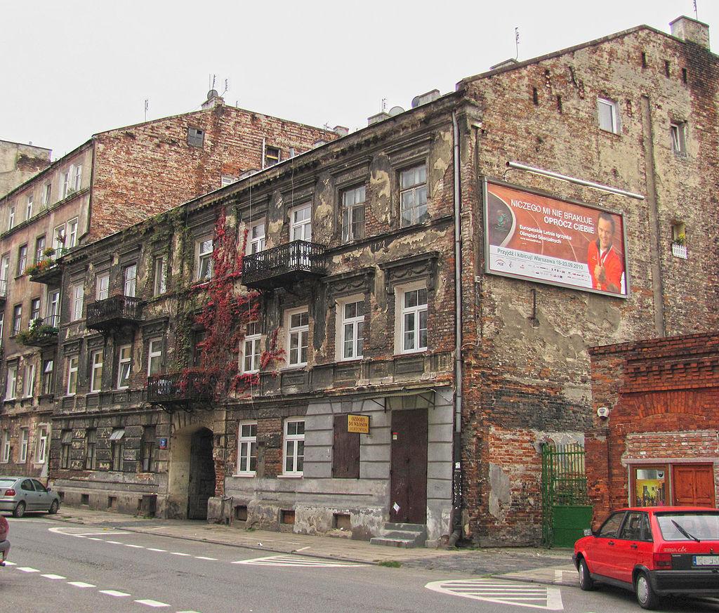 Warsaw Praga Brzeska