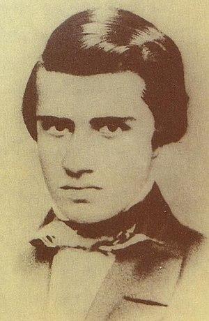 Português: O escritor brasileiro Álvares de Az...