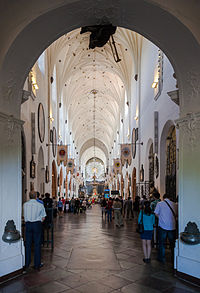 Oliwa Cathedral  Wikipedia